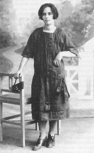 Učiteljiščnica Anica Drobnič - Leto 1920