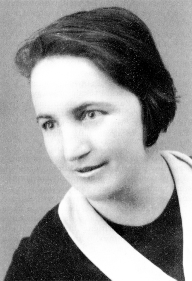 Učiteljica Karolina Križaj