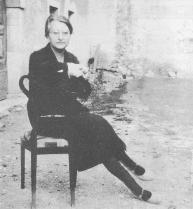 Karolina Križaj v Goriči vasi
