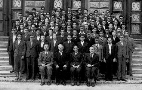 Tečaj Katoliških kmečkih mladcev v Ljubljani leta 1941