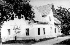 Rojstna hiša Zdravka Hajnriharja na Koritnem