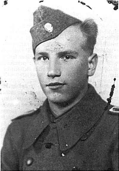 Deomobranec Jože Krampelj 1945