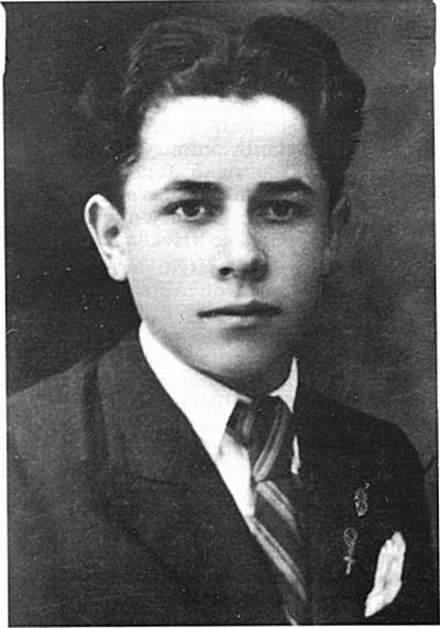 Vinko Mravlje 1922–1942