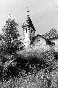 Podružnična cerkev Sv. Pavla v Šentpavlu