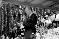 Kočevski Rog 2001 – Govori predsednik NSZ dr. Tine Velikonja
