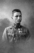 Avstrijski vojak Franc Ložar