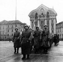 Domobranska parada, december 1943