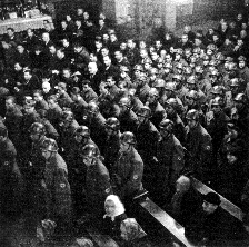 Pogreb petih domobrancev, padlih v Kočevju