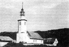 Cerkev Sv. Marije Magdalene v Globodolu