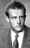 Študent osmega semestra strojne fakultete – Maj 1952