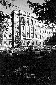 Sodnija v Ljubljani – Spomin na hude krivice