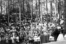Rog 1998 – Nadškof Perko in del množice