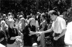 Rog 1998 – Podajanje rok