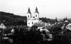Župna cerkev na Raki