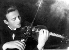Violinist Miro Smolinsky