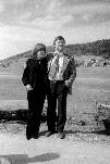 Helena in Miro Smolinsky na Rakitni