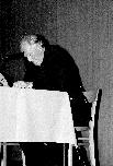 Nigel Nicolson na Teološki fakulteti