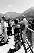 Na Humperškem mostu čez Dravo