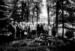 29. maj 2000 – Ob Domobranskem grobu v Triglavskem parku