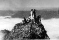 S prijatelji na obronkih Kočevskega Roga 1937