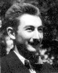 Milan Gaberščik – Slika iz italijanske osebne izkaznice