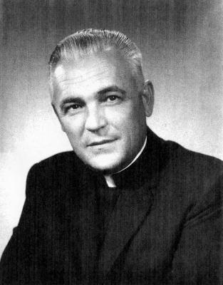 Duhovnik Ivan Lavrih – že v poznejših letih v Ameriki