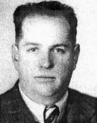 Štefan Mustar, umorjen 9. julija 1943 pri Kompoljah
