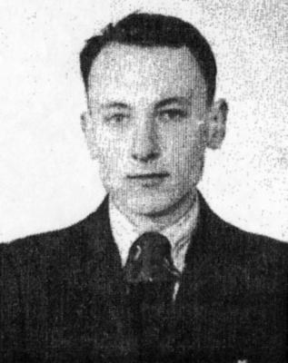 Ivan Gale – legist, ujet in umorjen na Suhorju 29. novembra 1942