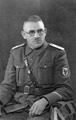 Domobranski poročnik Zvonko Pirc