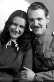 Zakonca Miro Seibitz in žena Justa